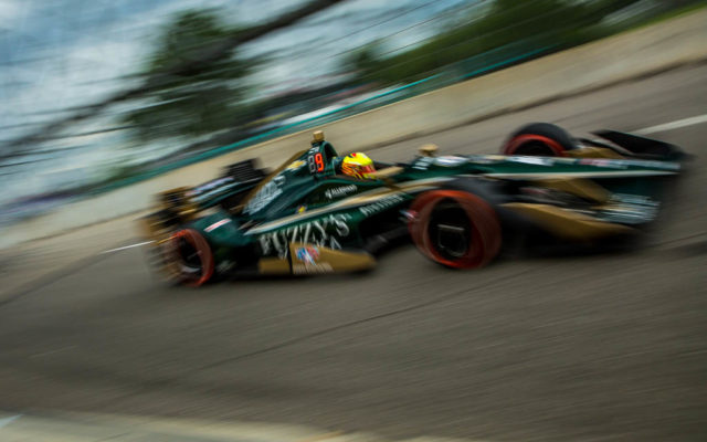 Spencer Pigot.  [Andy Clary Photo]