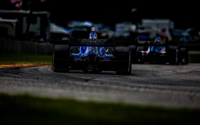 JR Hildebrand.  [Andy Clary Photo]