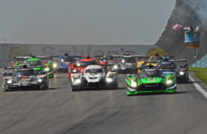 Start of Sahlen's Six Hours of The Glen. [Joe Jennings Photo]
