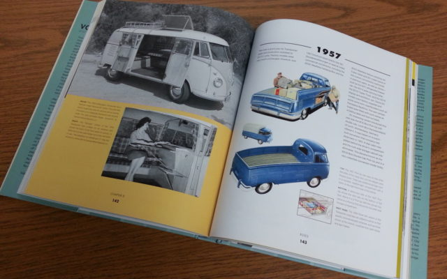 Camping and hauling – The Complete Book of Classic Volkswagens