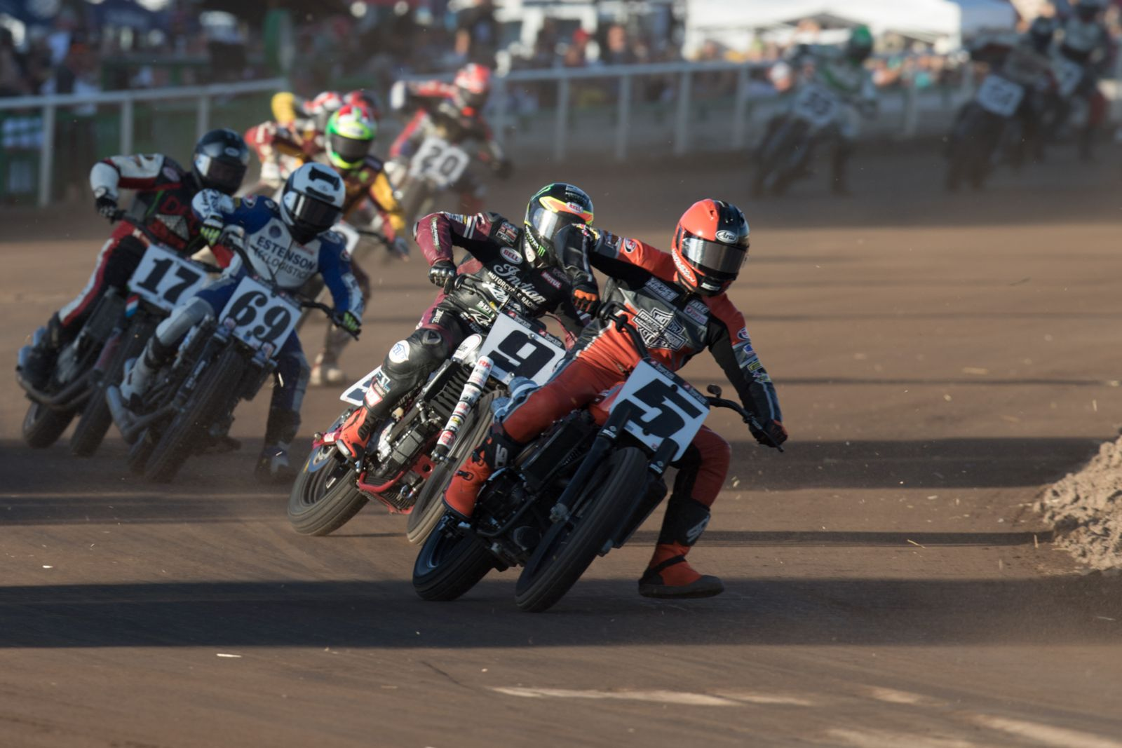 [American Flat Track/Ricky Fuentes photo]