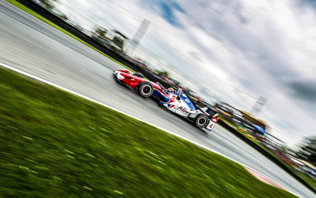 Conor Daly   [Andy Clary Photo]