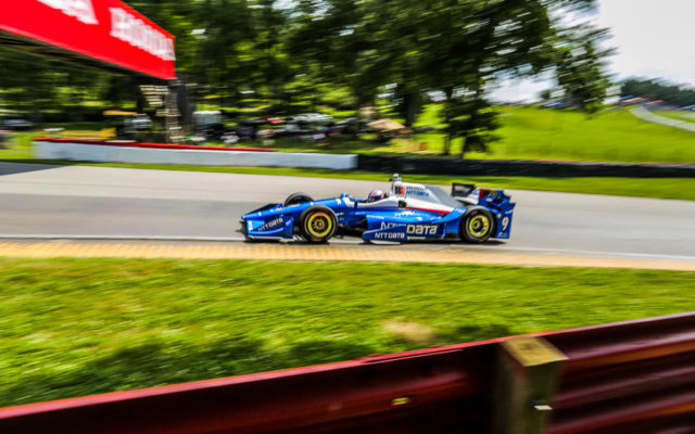 Scott Dixon   [Andy Clary Photo]