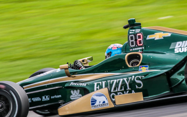 JR Hildebrand   [Andy Clary Photo]