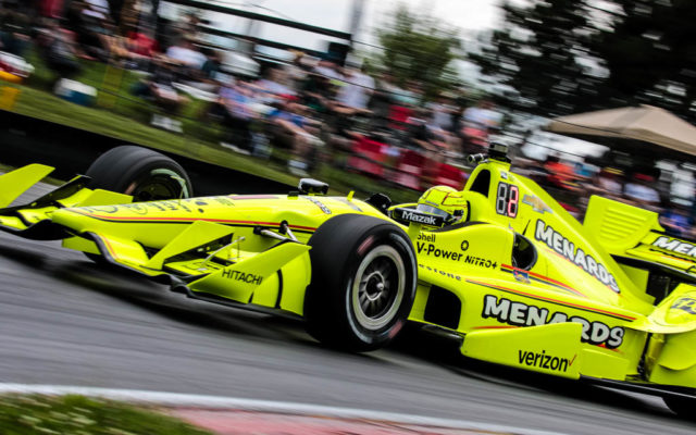 Simon Pagenaud   [Andy Clary Photo]