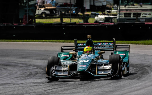 Spencer Pigot   [Andy Clary Photo]