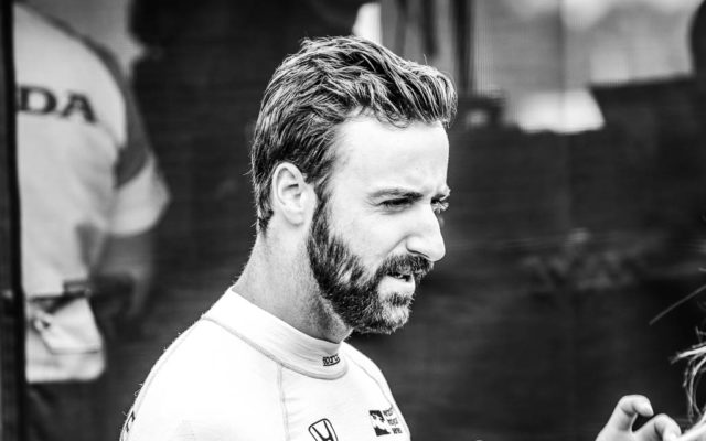 James Hinchcliffe   [Andy Clary Photo]