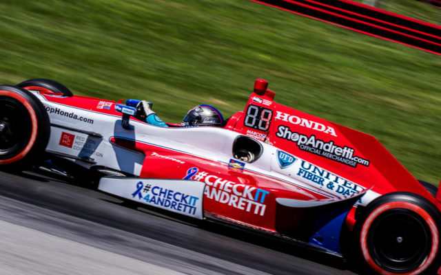 Marco Andretti   [Andy Clary Photo]