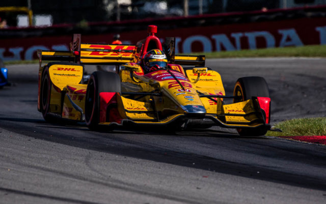 Ryan Hunter-Reay   [Andy Clary Photo]