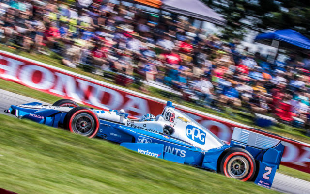 Josef Newgarden   [Andy Clary Photo]
