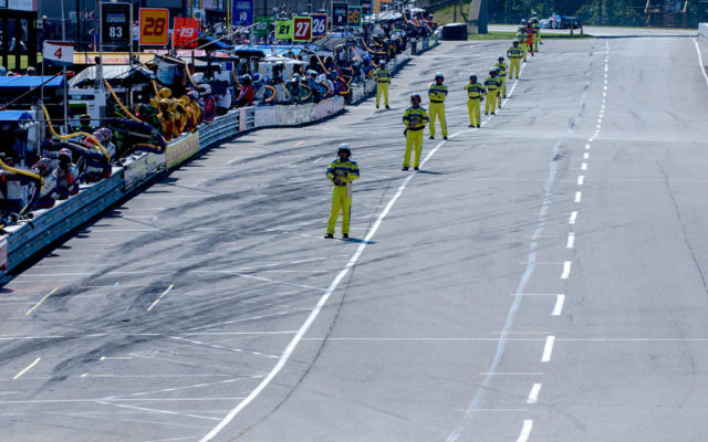 Pitlane at Mid-Ohio   [Andy Clary Photo]