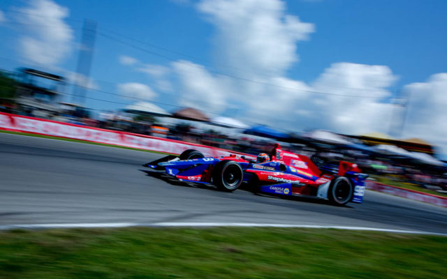 Alexander Rossi  [Andy Clary Photo]