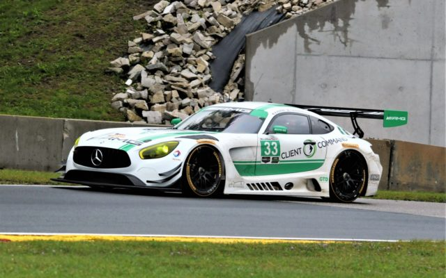 #33 Ben Keating/Jeroen Bleekemolen (MERCEDES-AMG GT3).  [Dave Jensen Photo]