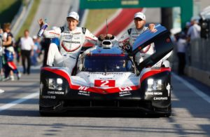 Victory for Porsche. [Photo by Porsche Motorsport]