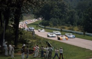 Amazing grid at Road America CanAm in 1972. [Photo by Jack Webster]