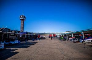 ISM Raceway host of the Verizon IndyCar Series preseason test. [credit Andy Clary / Spacesuit Media]