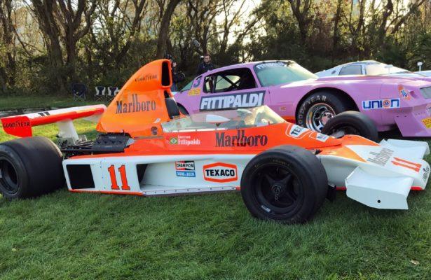 Emmo's Formula One McLaren. [Photo by Eddie LePine]