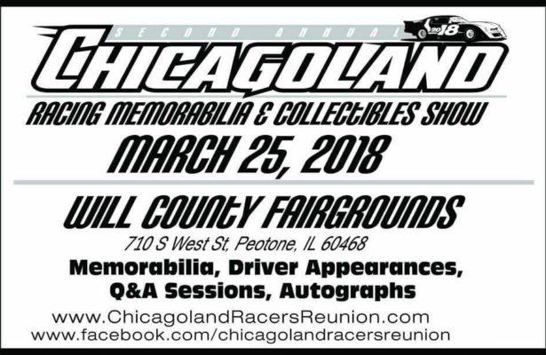 Chicagoland Racing Memorabilia & Collectibles Show
