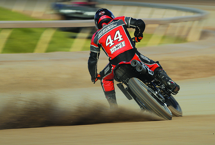 """Harley-Davidson Motor Company - """"Official Motorcycle of AFT Twins"""" [photo courtesy JMPR Public Relations]"""