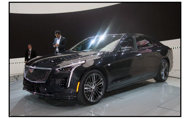 Cadillac CT6-V  [Allan Brewer photo]