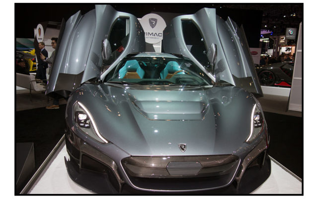 Rimac C Two  [Allan Brewer photo]