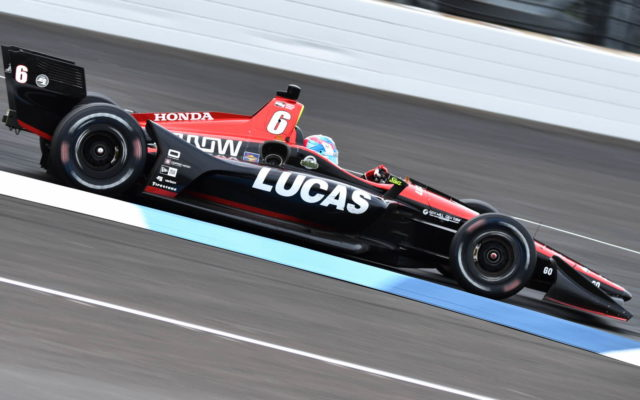 Robert Wickens – INDYCAR Grand Prix, Indianapolis Motor Speedway.  [John Wiedemann Photo]