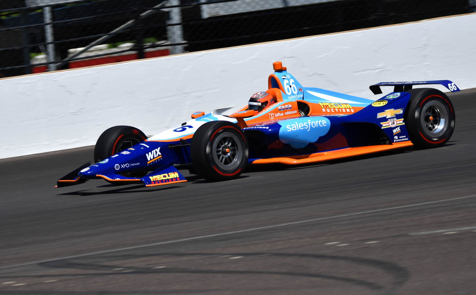 JR Hildebrand. [John Wiedemann Photo]