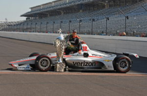 Indianapolis 500 winner Will Power. [Joe Jennings Photo]
