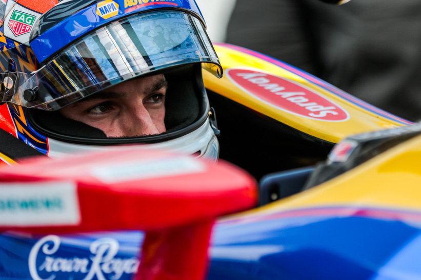 Alexander Rossi is the best bet to win the Indianapolis 500. © [Andy Clary / Spacesuit Media]