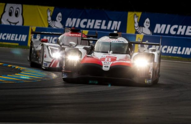 Le Mans winner. [Photo by ACO]