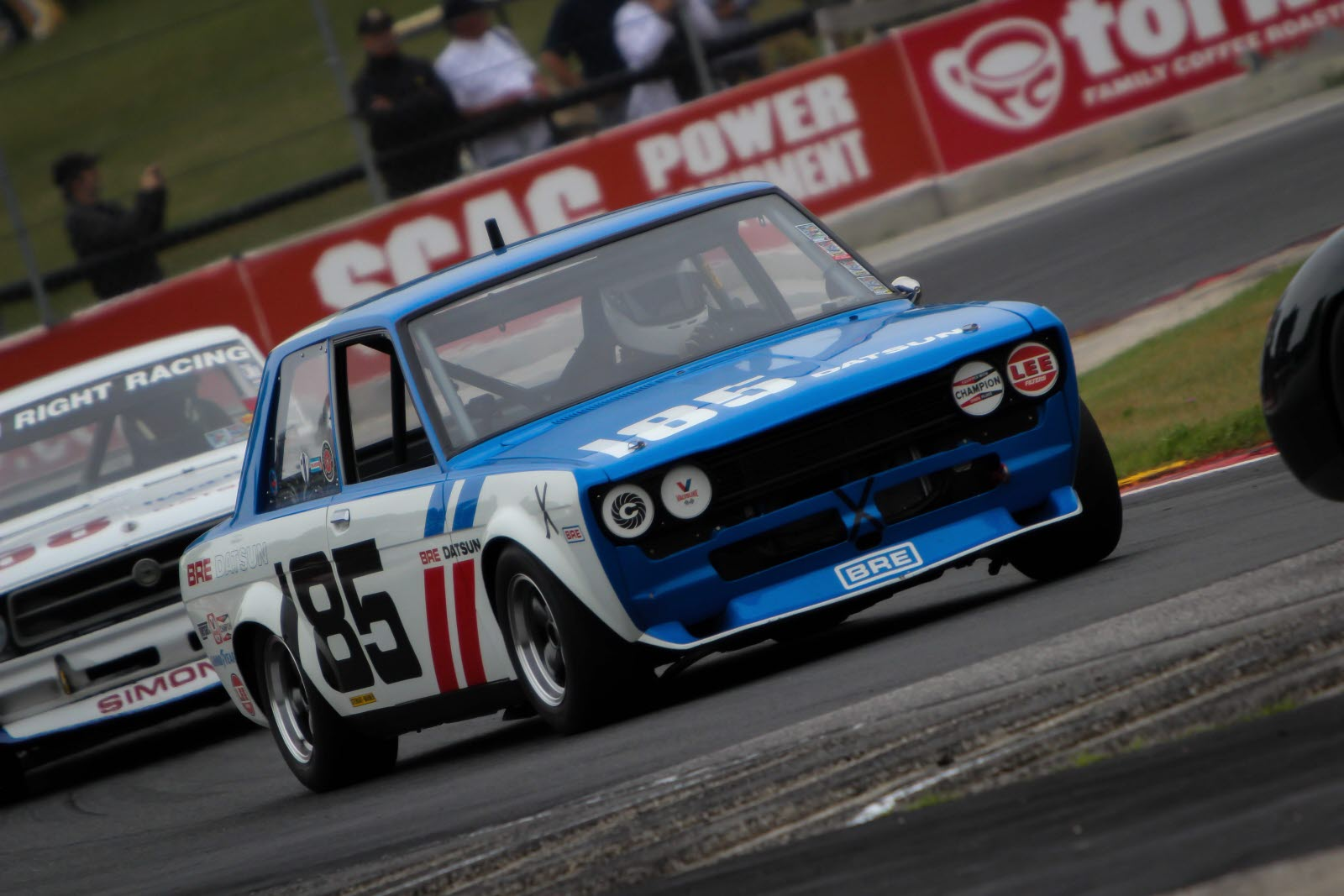 Marshall Moore, 1972 Datsun [Ty Jensen Photo]
