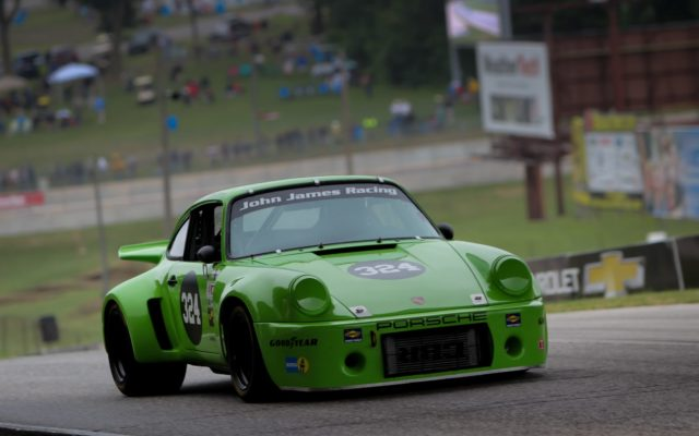 James Malone, 1974 Porsche  [Ty Jensen Photo]
