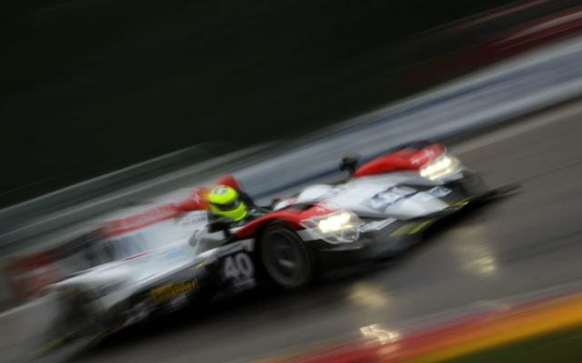Robert Blain, 2009 Oreca  [Ty Jensen Photo]