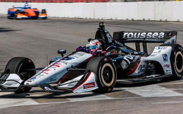 Graham Rahal on the Streets of Toronto.  © [Andy Clary / Spacesuit Media]