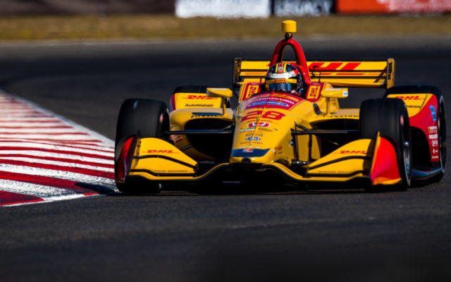 Ryan Hunter-Reay   © [Dan Bathie / Spacesuit Media]