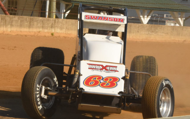 Kody Swanson in action in the familiar No. 63 DePalma Motorsports car.  [Joe Jennings Photo]