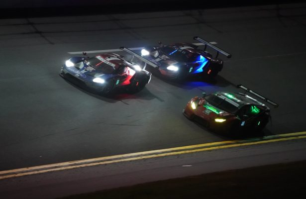 Racing will be close for the whole 24 hours. [Photo by Jack Webster]