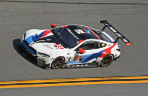 BMW M8 to be piloted by Alex Zanardi and three others. [Joe Jennings Photo]