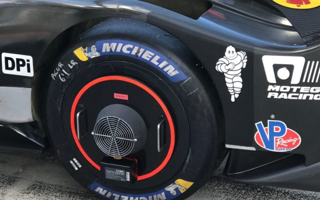 Michelin, new to DPi in 2019.  [Eddie LePine Photo]