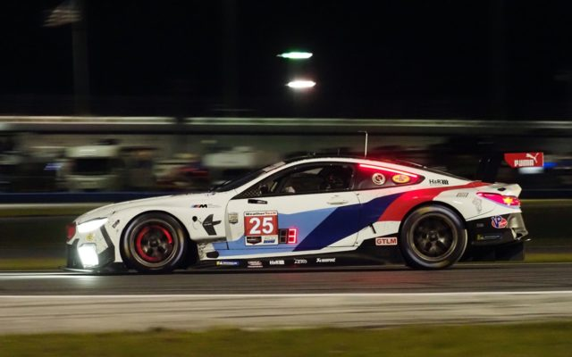 GTLM winning BMW.  [Photo by Jack Webster]