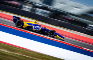 Alexander Rossi| at the Circuit of the Americas. © [Andy Clary / Spacesuit Media]