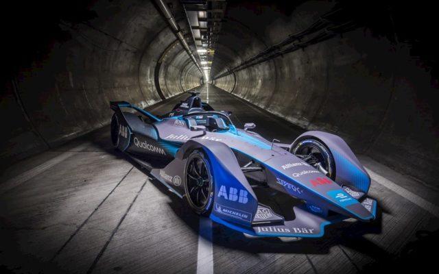 Gen2 Formula e car  [Photo by FIA Formula e]