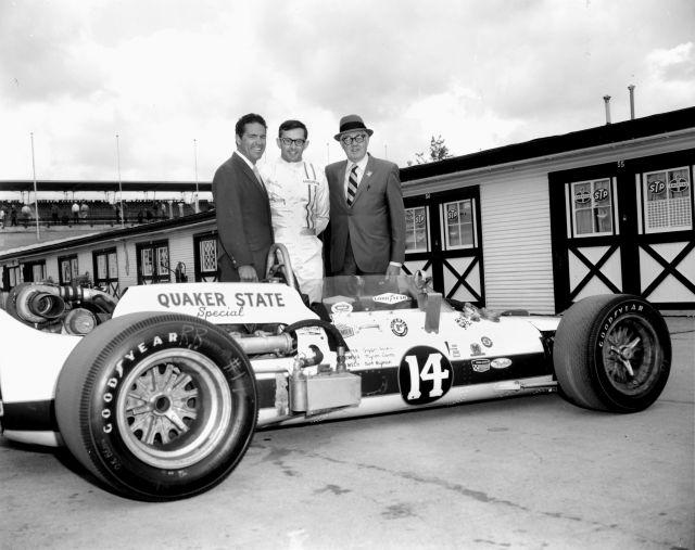Jigger Sirois [photo courtesy Indianapolis Motor Speedway]