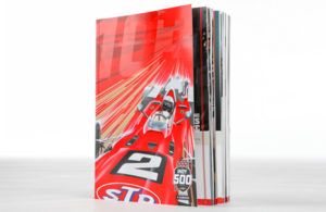The 2019 Indianapolis 500 presented by Gainbridge Official Souvenir Program