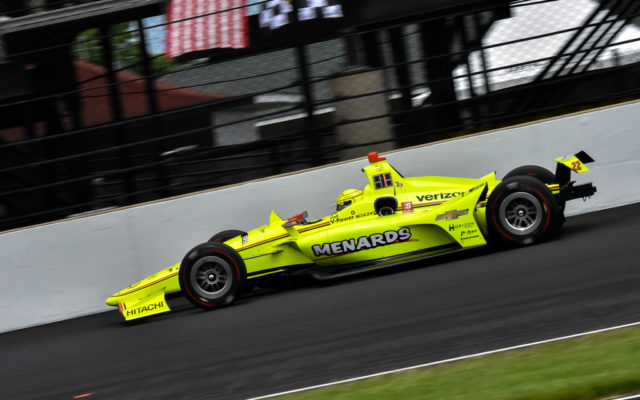 Simon Pagenaud sweeps the Month of May at Indianapolis with victories in the INDYCAR Grand Prix and Indianapolis 500.  [John Wiedemann Photo]
