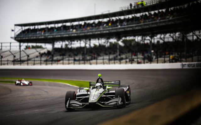 Josef Newgarden – INDYCAR Grand Prix.  © [Andy Clary/ Spacesuit Media]