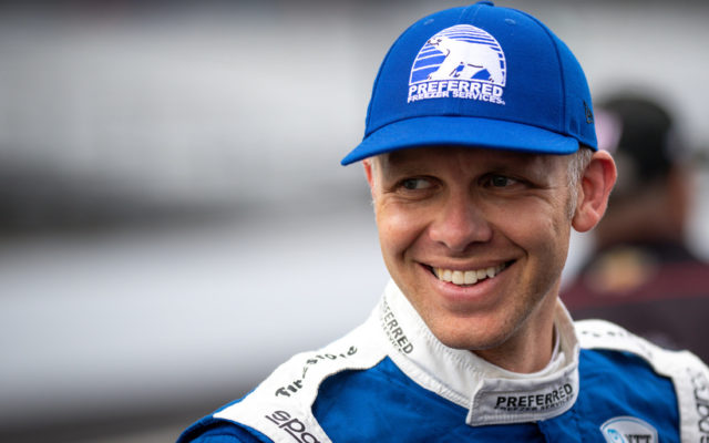 Ed Carpenter – Indianapolis Motor Speedway.  © [Andy Clary/ Spacesuit Media]