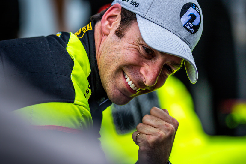 Simon Pagenaud - Indianapolis Motor Speedway. © [Andy Clary/ Spacesuit Media]
