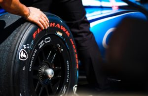 Firestone Tire. © [Jamie Sheldrick/ Spacesuit Media]
