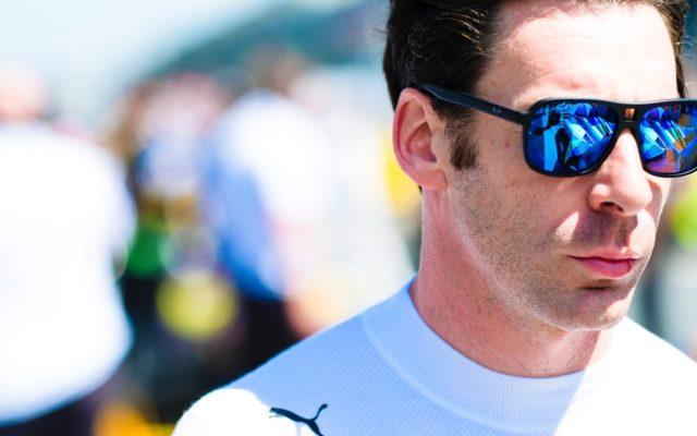Simon Pagenaud – Indianapolis Motor Speedway.  © [Jamie Sheldrick/ Spacesuit Media]